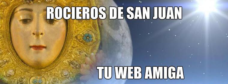 ROCIEROS DE SAN JUAN
