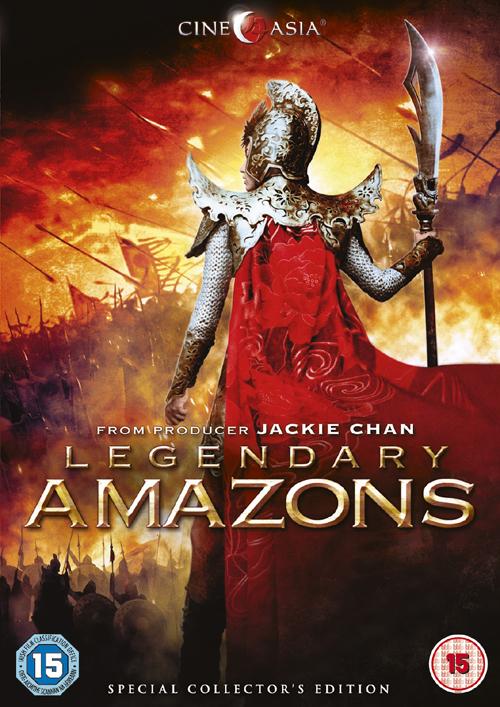 Dương Môn Nữ Tướng - Lengendary Amazons (2011) Thuyết Minh