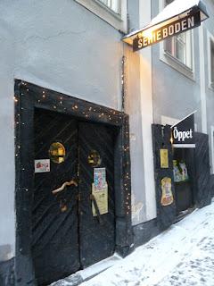 librairie bandes dessinées stockholm serie boden
