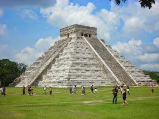 Chichén Itzá Riviera Maya México