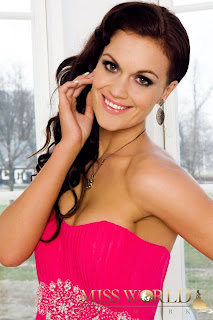 Miss World Denmark 2012 Cira Beenfeldt