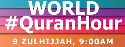 World#QuranHour 2016