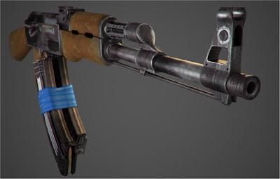 Keleş Resimleri, AK-47 Kalaşnikof (Kalashnikov ) Resimleri