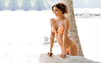 Miranda Kerr Victoria Secret Model Photo Shoot