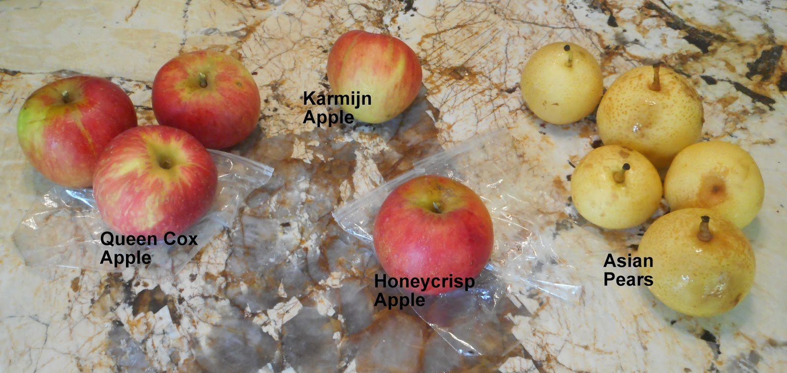 how to make apples ripen faster
