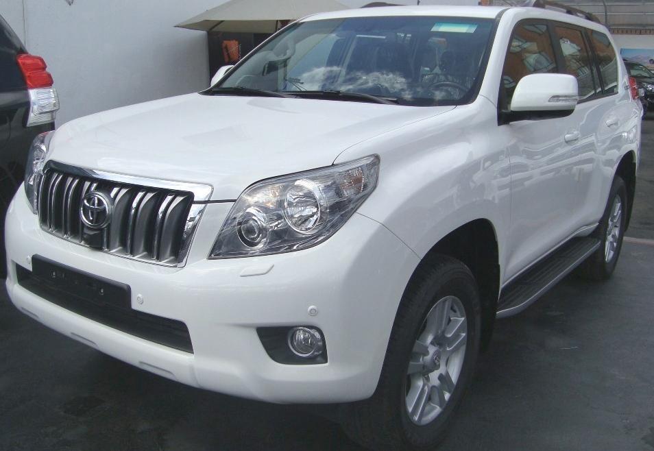 Toyota Prado 2013 Price
