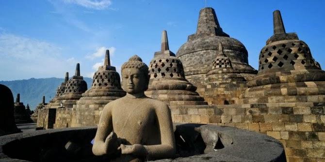 Candi Borobudur, Magelang, Indonesia