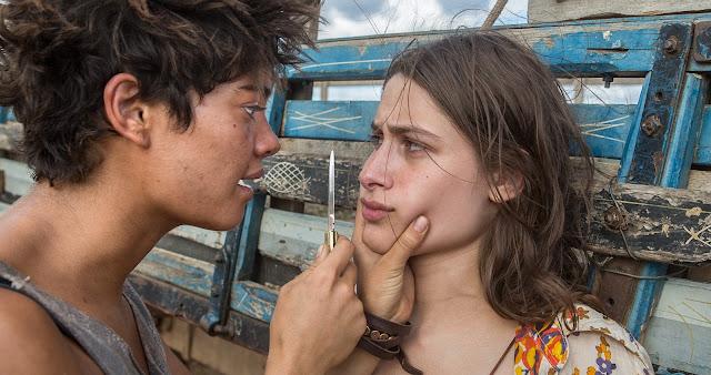 Cauã Reymond e Sophie Charlott no trailer do faroeste nacional Reza a Lenda