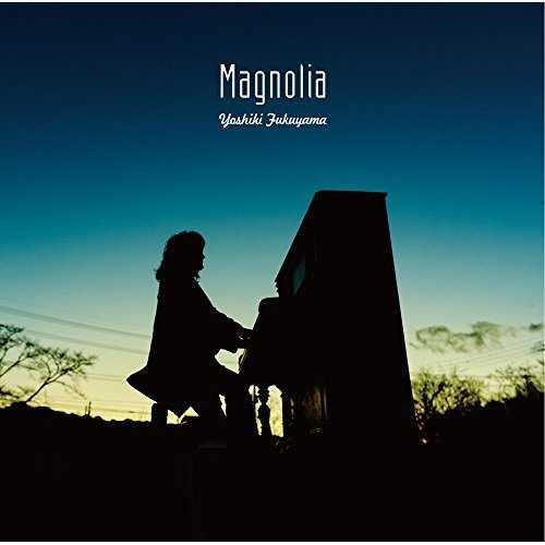 [Single] 福山芳樹 – マグノリア (2015.03.18/MP3/RAR)
