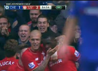 Chelsea vs Liverpool 1-3 Video Gol & Highlights