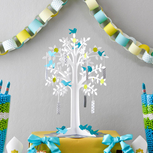 DIY Baby Shower Decorations 500 x 500