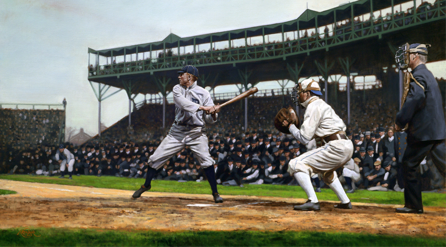 Who started calling baseball America's Pastime?