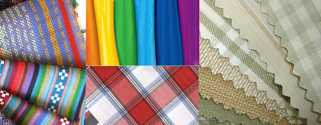 Satin Weave Fabric Examples