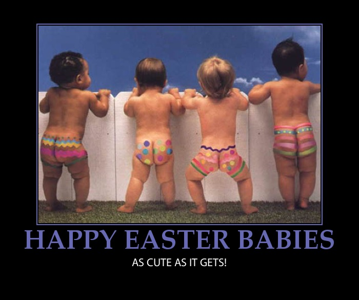 cute happy easter images. happy easter day 2011.