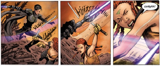 Review: Star Wars Dawn of the Jedi Volume 1