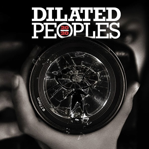 Dilated Peoples - 20/20 Cover