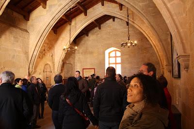 Poblet Monastery in Catalonia