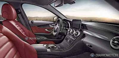 Mercedes-Benz Classe C Interior