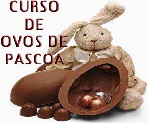 CURSO DE OVOS DE PÁSCOA