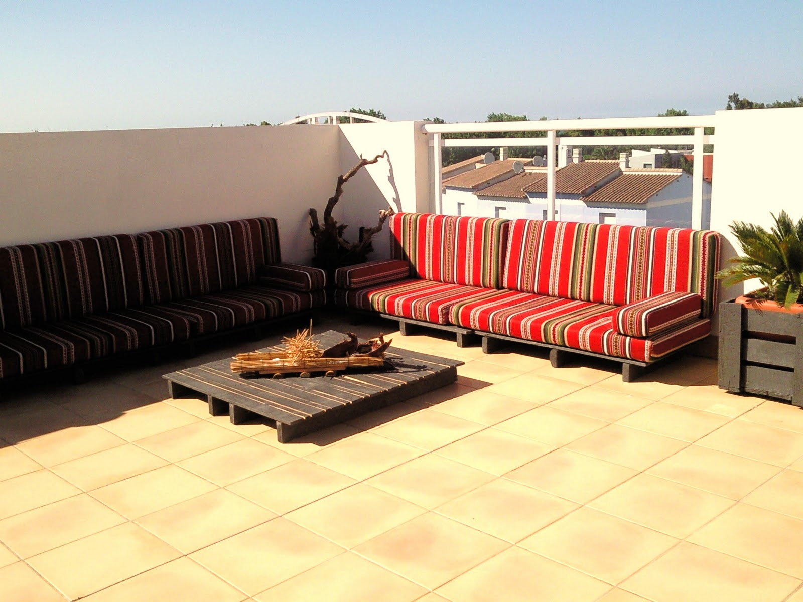 Muebles de exterior tipo chill out - Muebles chill out exterior ...