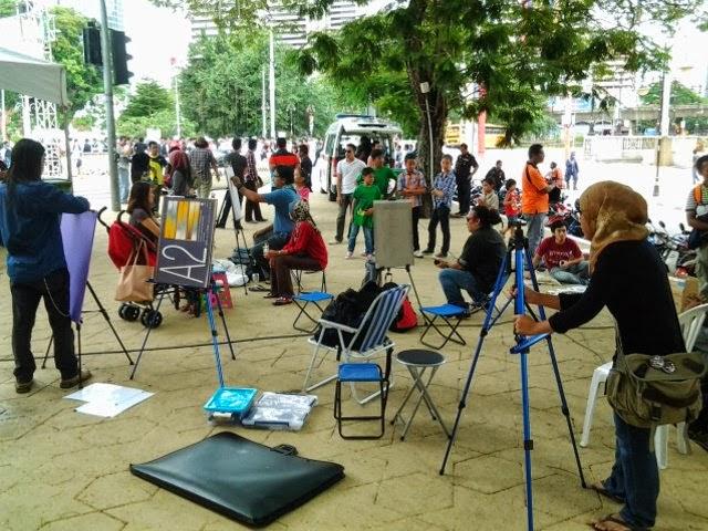Aktiviti Memasyarakatkan Seni