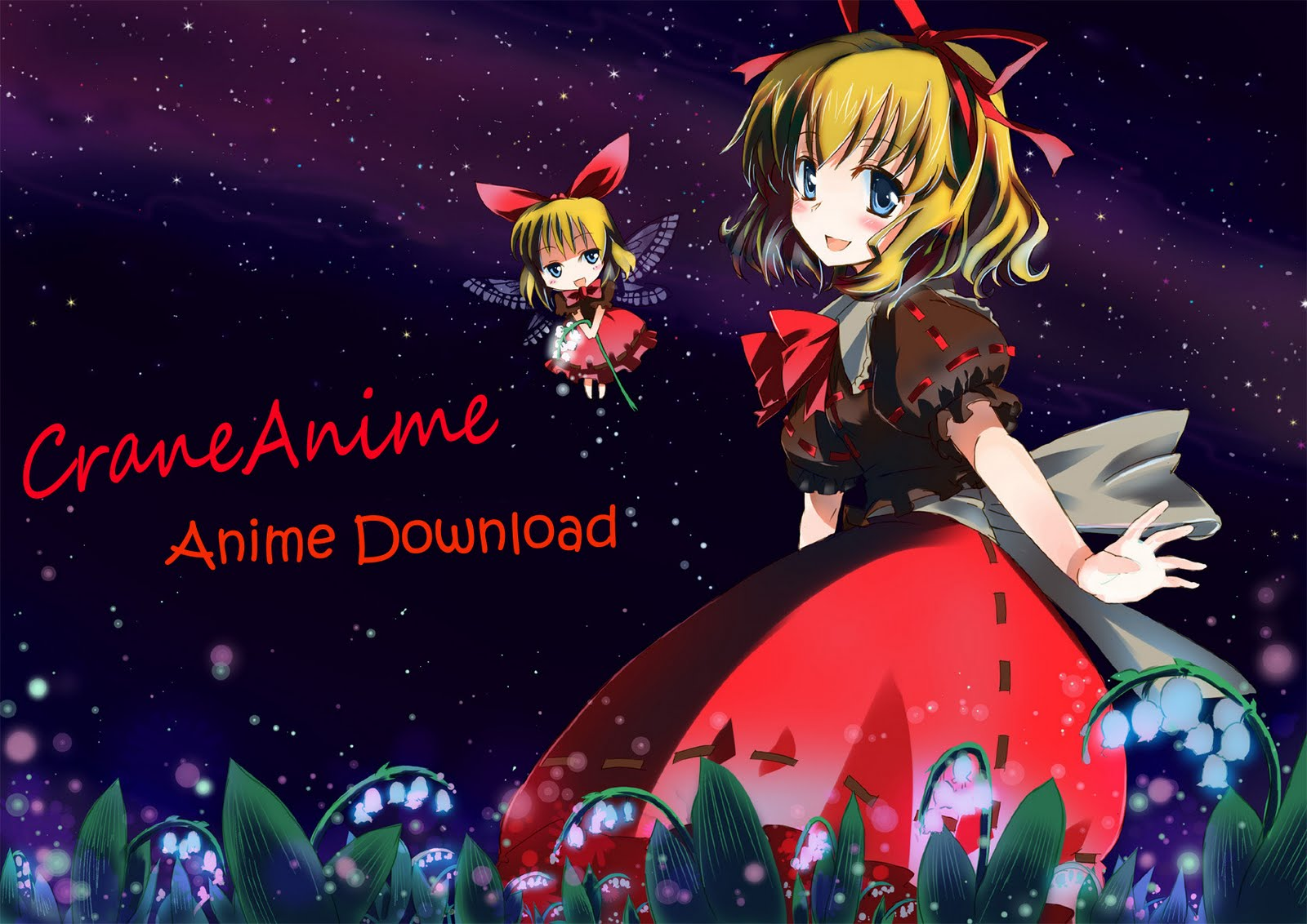 Download CraneAnimes Anime Blu Ray Encoded