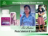 Suplemen Penurun Berat Badan Herbal