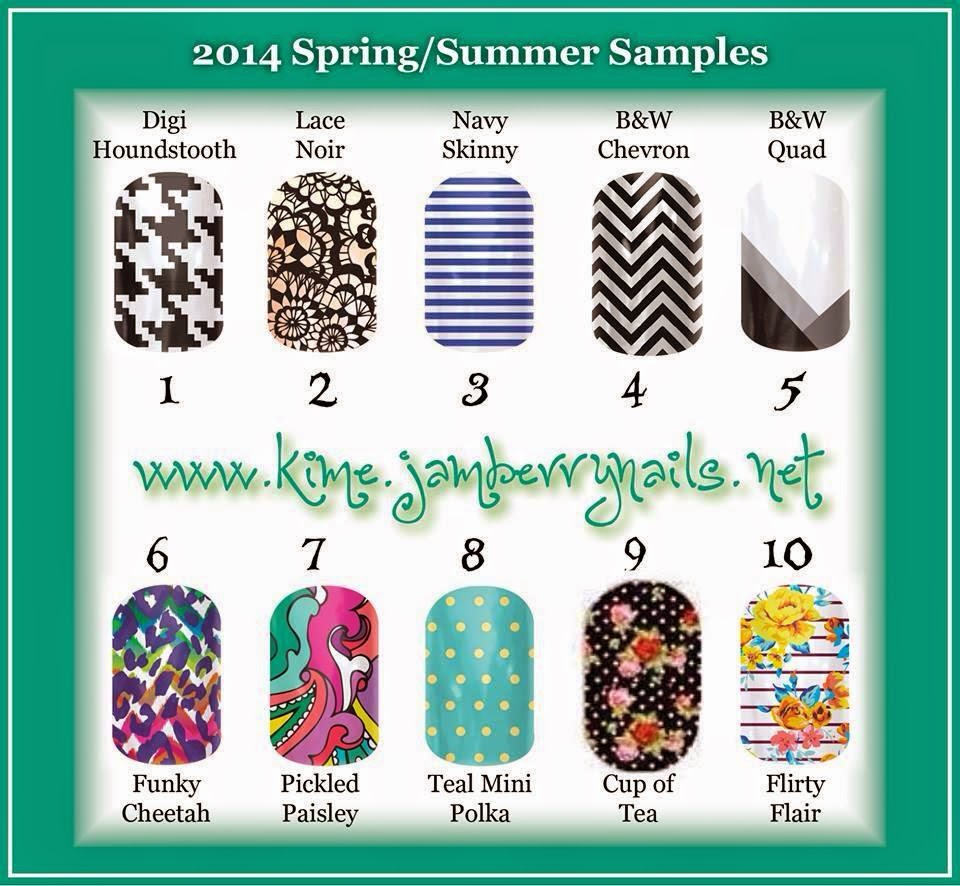 FREE Sample, Nail Wrap