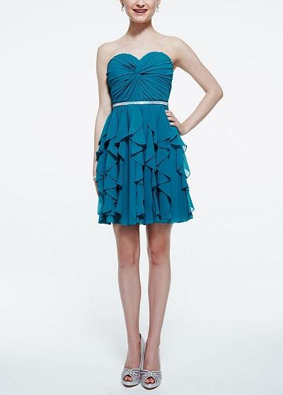 vestidos sencillos para fiesta | Vestidos
