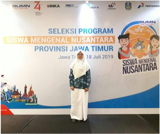 Duta BUMN Jawa Timur 2019