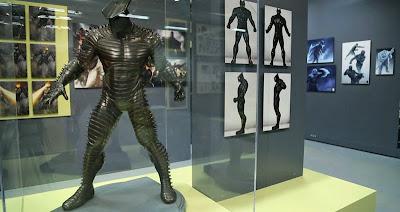 Le long de vengeurs Marvel Studios