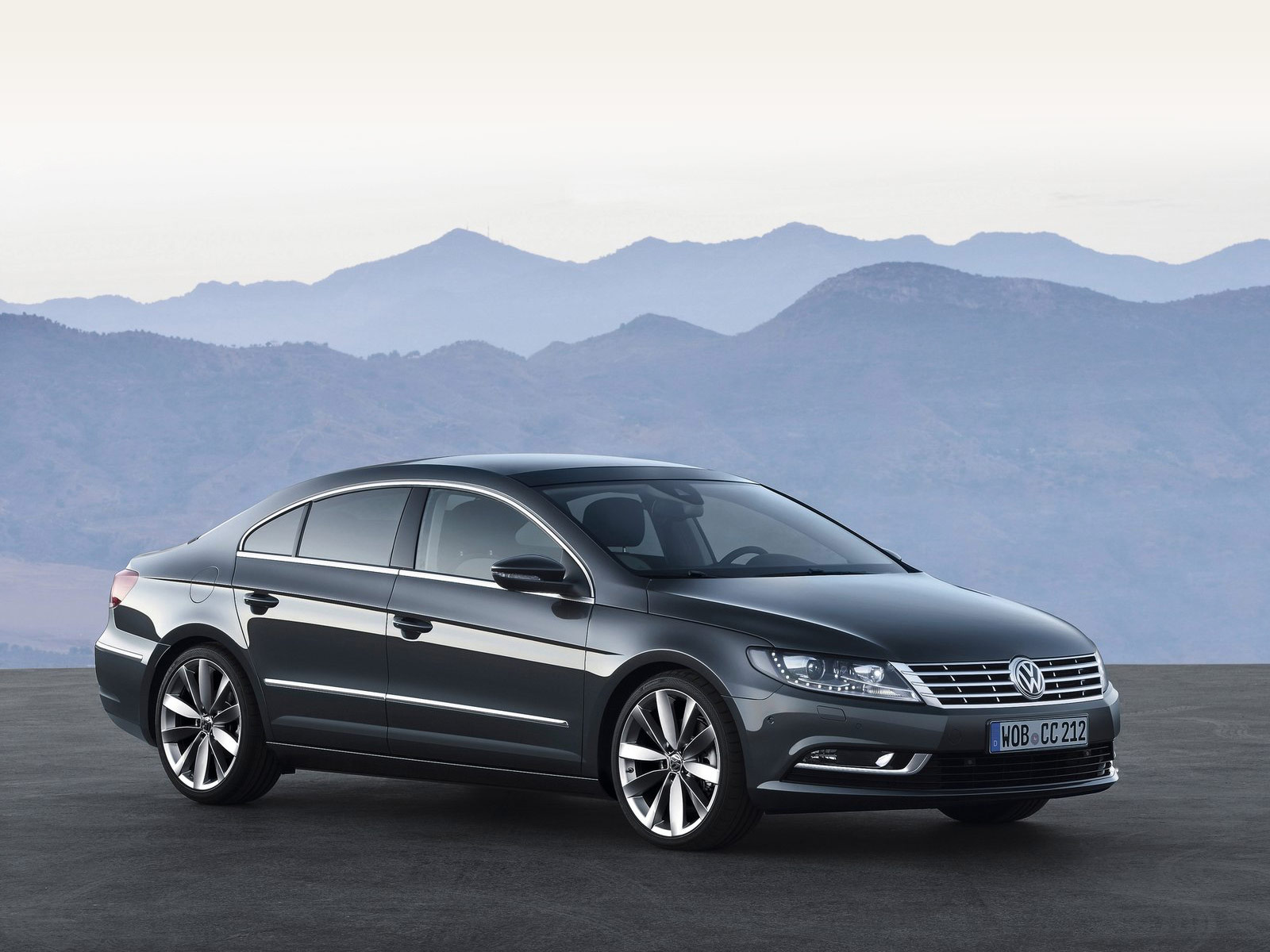 2013 Volkswagen Passat CC VW car desktop wallpaper  Auto