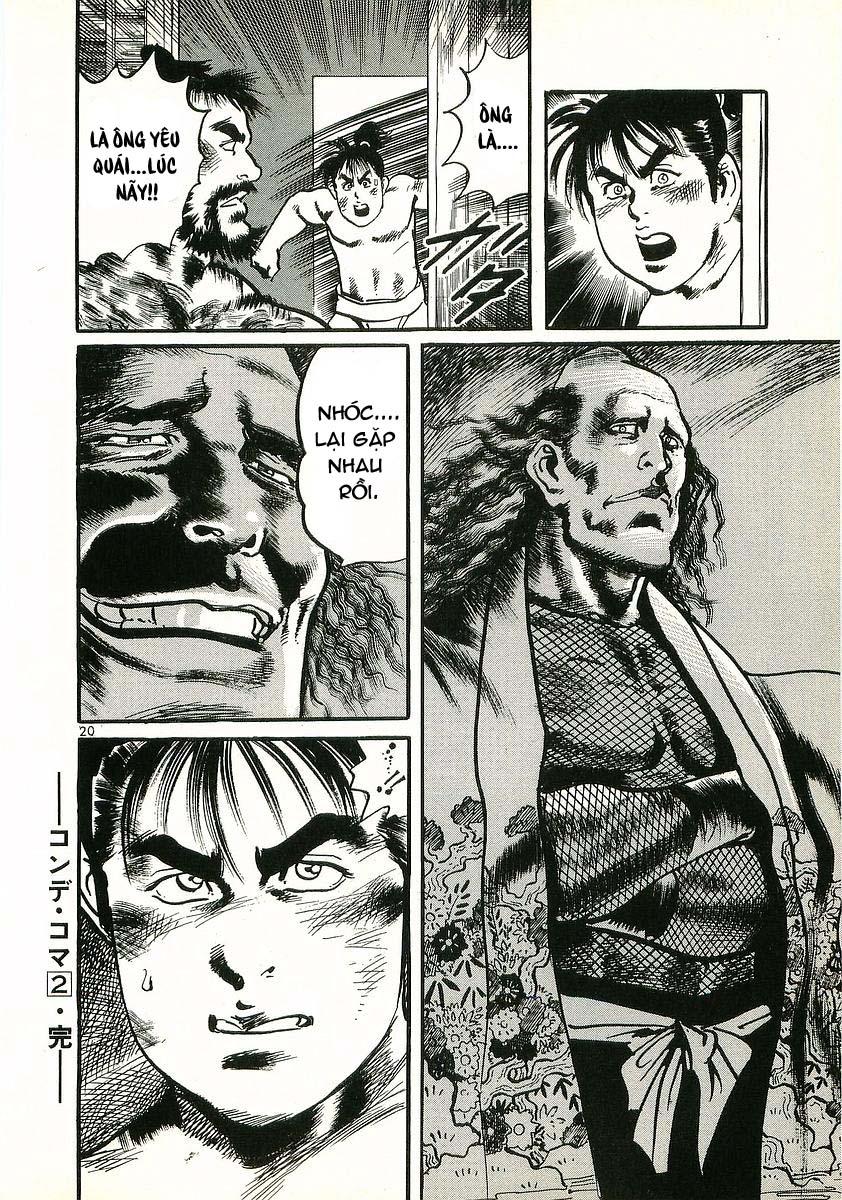 Conde koma trang 22