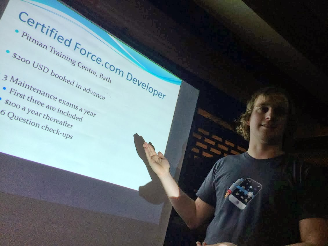 The Simon Lawrence Application Development Blog Getting Your