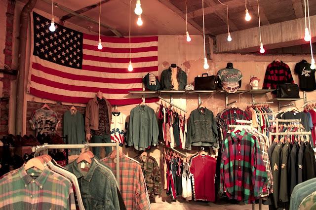 vintage, retro, menswear, loot vintage, bristol, american