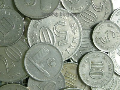 Malaysia Old Coins Image 27