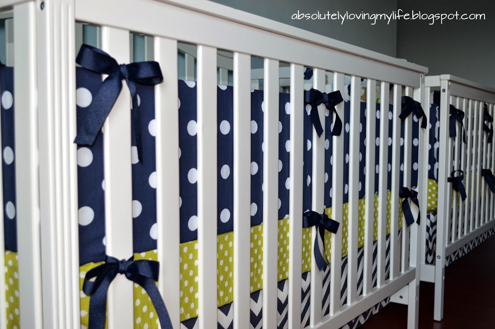 Crib Bumper Pattern Cool Design