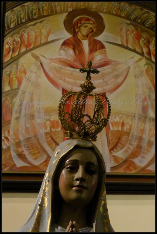 Ste Fatima Sainte Elisabeth de Hongrie Versailles