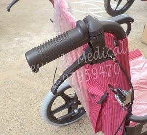 Tuas Rem Belakang Kursi Roda KY-871LB