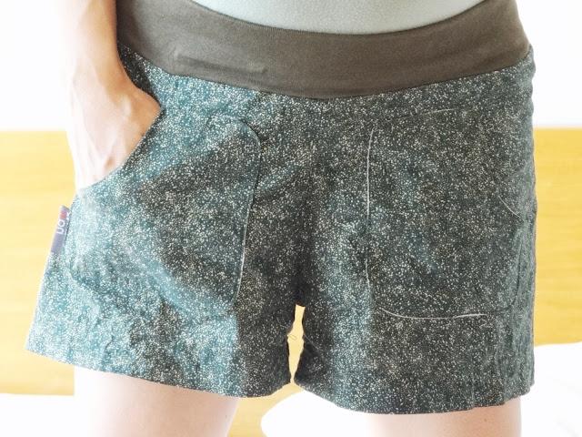 Más shorts MRdM