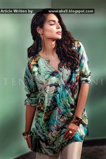 Tena Durrani Spring Summer Collection 2015