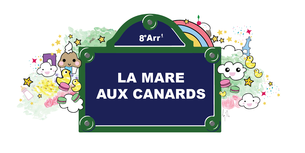 La Mare aux Canards, le blog d'une Parisienne.