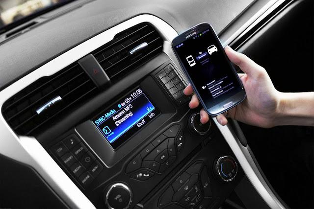 Sistema Ford App Link - Toyota
