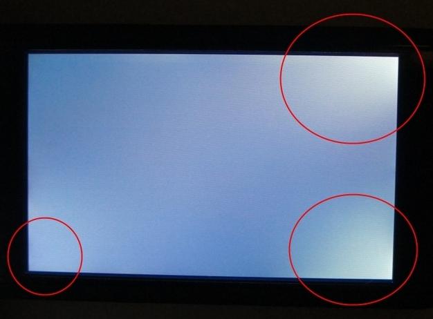 Hướng dẫn kiểm tra hở sáng cho tivi Samsung