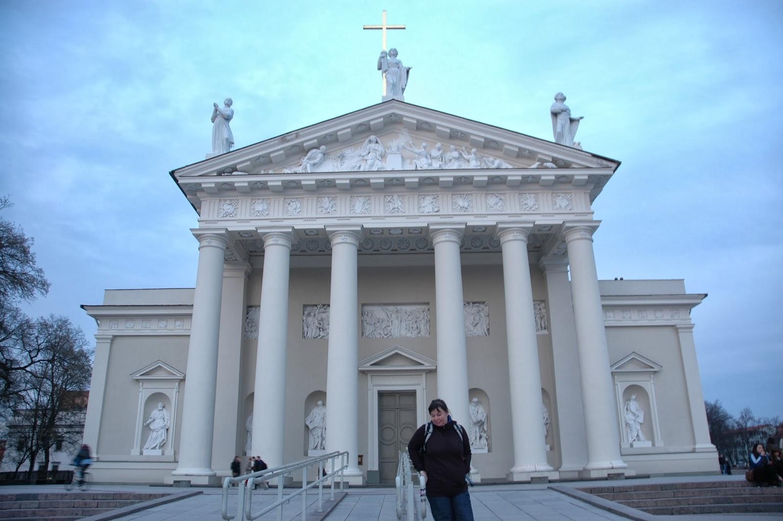 Bazylika w Wilnie