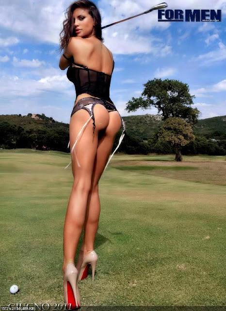 Paraguay Model Claudia Galanti