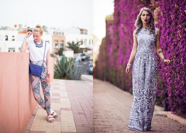 Oriental Look, Harems Pant,  Harems Hose mit Print, Limits of Control Blog, Masha Sedgwick Blog