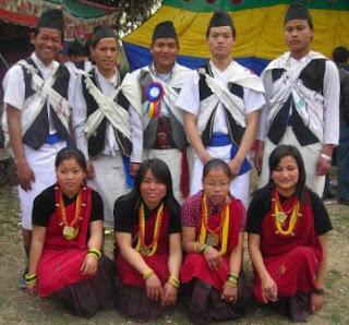 Mangar (Magar) community