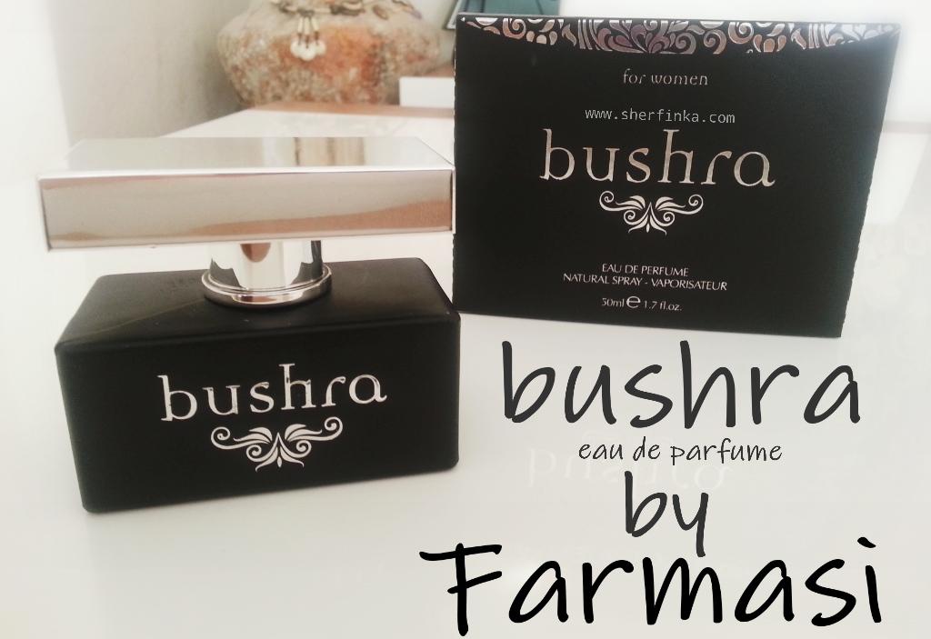 farmasi-bushra-kadın parfümü