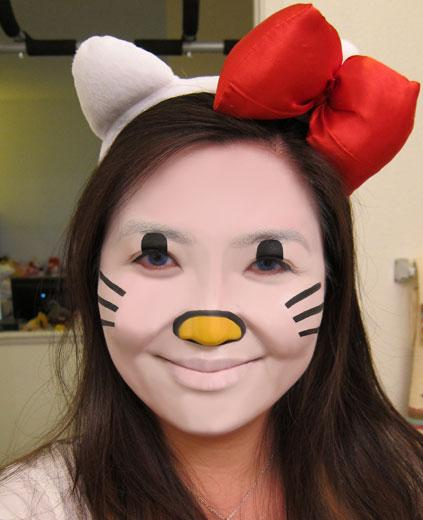 Halloween Makeup Ideas. One Of The